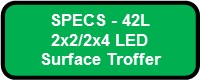 EXCELON SURFACE LED SPECS 42L