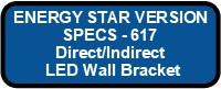 617 LED OVERBED II ENERGY STAR VERSION Button